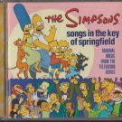 The Simpsons ‎– Songs In The Key Of Springfield