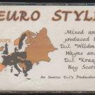 Euro Style Mega Mix 90s Euro House Dance Classcis