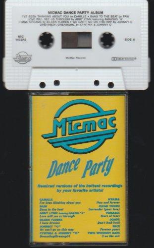 Mic Mac Dance Party Album (volume 1) Latin Freestyle Mix