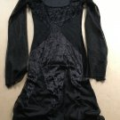 Lovers Lane Black Costume See Through Dress Size Small