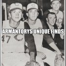 Baseball Sports Player Vintage Black White Picture Glossy 8x10