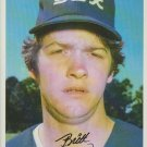 Britt Burns Chicago White Sox Pitcher 1981 Tops Chewing Gum, INC