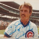 Ron Cey Autograph Snapshot Chicago Cubs Third Base
