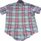 Ralph Lauren Classic Fit Button Up Short Sleeve Size XL