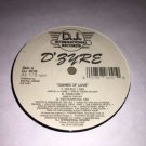 "D'Zyre - Games Of Love 12"" Freestyle Single D.J. International Records 1991"