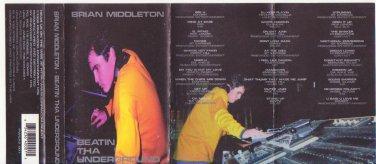 Brian Middleton Beating The Underground House Mixtape
