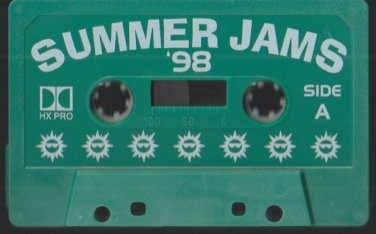 Summer Jams 98 Bootleg / Compilation