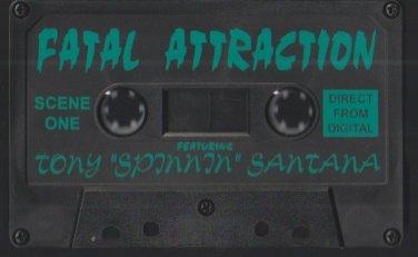 Fatal Attraction Tony Spinnin Santana Latin Freestyle Megamix