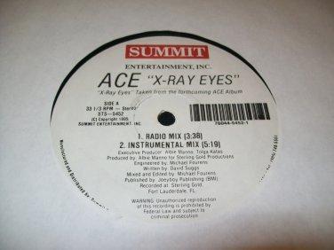 Ace �� X-Ray Eyes