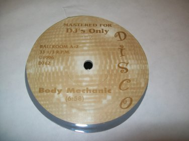 Kraftwerk / Quadrant Six �� Numbers / Body Mechanic - (colored vinyl, gray / grey record)