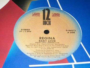 Regina �� Baby Love