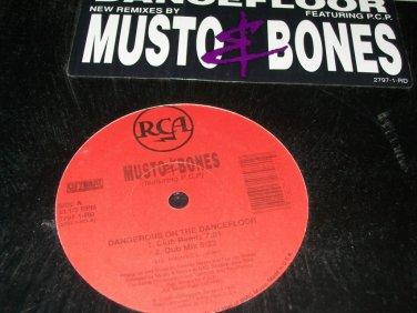 Musto & Bones Featuring P.C.P. �� Dangerous On The Dancefloor