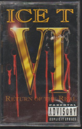 Ice T VI (6) Return Of The Real Hip Hop / Ganster Rap