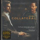Tom Cruise Jamie Fox Collateral DVD