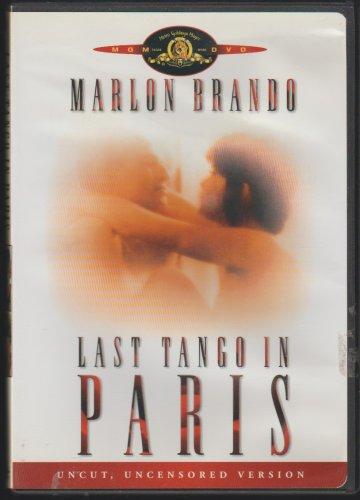 Last Tango In Paris DVD