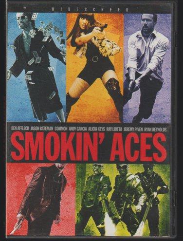 Smoking Aces DVD
