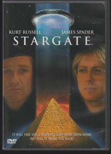 Stargate DVD