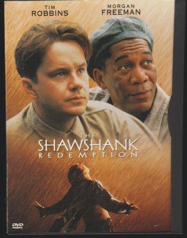 The Shawshank Redemption DVD