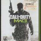 Call Of Duty MW3 (Modern Warfare 3) Microsoft X-Box 360