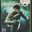 Dark Sector Microsoft X-Box 360