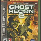 Ghost Recon 2 Final Assault Microsoft X-Box