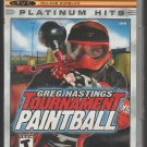 Greg Hasting's Tournament Paintball Microsoft X-Box