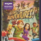Kinect Adventures Microsoft X-Box 360