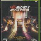 Midway Arcade Origins Microsoft X-Box 360