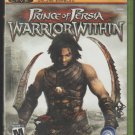 Prince Of Persia Warrior Within Microsoft X-Box