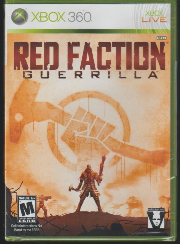 Red Faction Guerrilla Microsoft X-Box 360