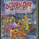 Scooby Doo Night Of 100 Frights Microsoft X-Box