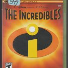 The Incredibles Microsoft X-Box