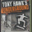 Tony Hawks Underground Microsoft X-Box