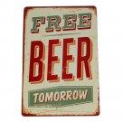 Metal Tin Signs Vintage Plaque Club Wall Decor Pub Bar Home Shop Poster Pictures