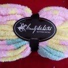 3 Pair Womens Medium Beverly Hills Polo Club Fuzzy Crew Butter Socks 9-11