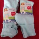 6 Pair Hanes Super Soft Casuals Stretch Cuff Socks Great Quality 5-9