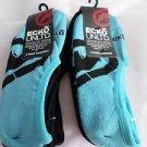 6 Pair Ecko Unlimited Men No Show Boat Socks Large Blue Black Rhino 6 1/2-12