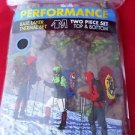 Men's Gold Medal Performance Thermal  Base Layer Two Piece Set Size X Large Camo