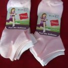6  Pair Hanes Comfort Soft Casuals Stretch Low Cut Socks Great Quality 5-9