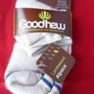 1 Pair Goodhew Taos Alpaca Merino Wool Low Cut Womens Socks Khaki Shoe 7-10 USA