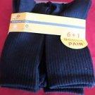 7 Pair Champion Performance Black Crew Socks Soft Stay Dry Zone Cushion 9-2 1/2