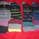 4 Pair Large Beverly Hills Polo Club Men Acrylic Dress Socks Fits Men Shoe 6-12