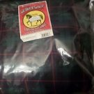 Brand New Baker Turnout Blanket 200 gram 68 Original Plaid Navy/Dark Green