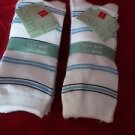 6 Pair Hanes Super Soft Casuals Stretch Over Calf Socks Great Quality 5-9