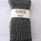 1 Pair Medium Pocono 75% Merino Wool Hiker Sock 5-10 Womens Made in USA