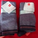 4 Pack Hanes Super Soft Casuals Stretch Over Calf Socks Great Quality 5-9