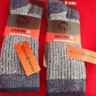 2 Pair Wolverine 70% Merino Xtreme Wool Hiker Sock 9 -13 USA