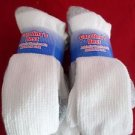 6 Pair XLarge Carolina Heavy Weight Sole Boot Sock Neuropathy Diabetic 13-15 USA