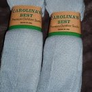 6 Pair Medium Carolina Best OTC 20% Merino Boot Sock 9-11 USA