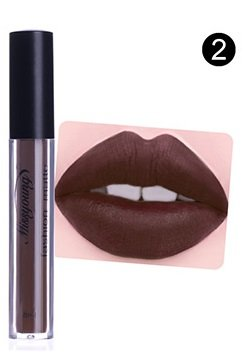 Hot Authentic #2 Velvet Liquid Matte Lipstick by Miss Young (R) Cosmetics FREE SHIPPING SALE 40% OFF